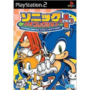 Image 1 for Sonic Mega Collection Plus