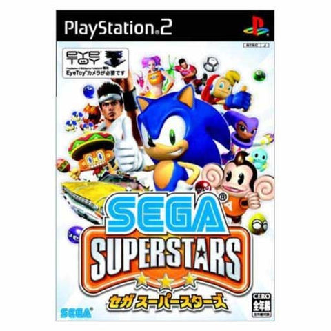 Image for Sega SuperStars for EyeToy