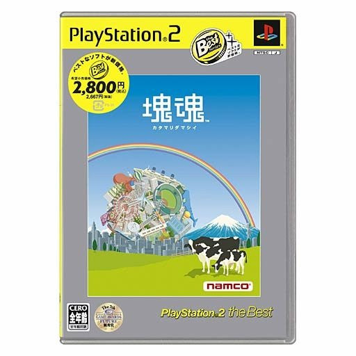 Image 1 for Katamari Damashii / Katamari Damacy (PlayStation2 the Best)