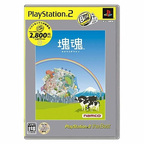 Image for Katamari Damashii / Katamari Damacy (PlayStation2 the Best)