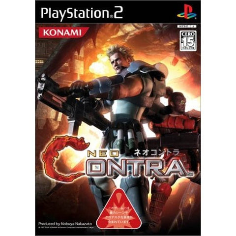Image for Neo Contra