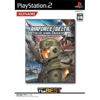 Image for Airforce Delta: Blue Wing Knights (Konami The Best)