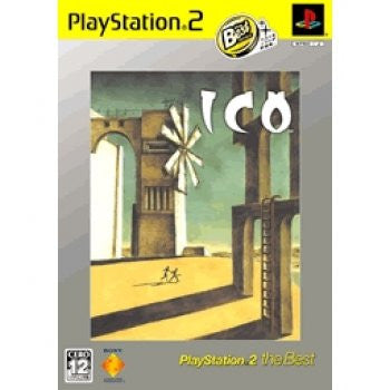 Image 1 for ICO (PlayStation2 the Best)