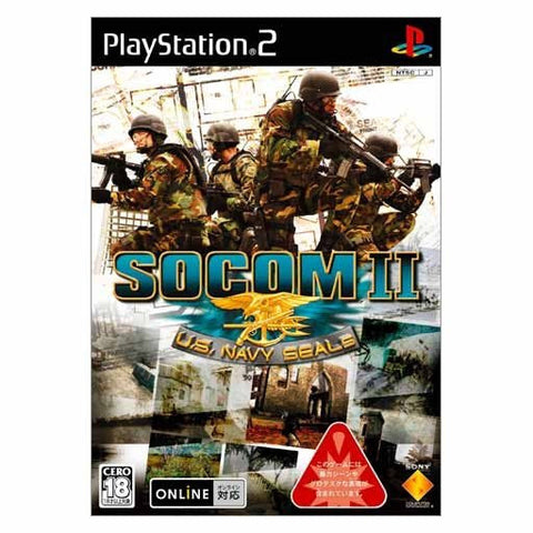 Image for SOCOM II: U.S. Navy SEALs