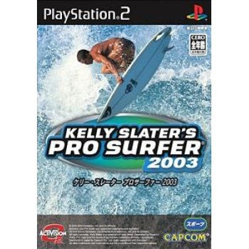 Image for Kelly Slater's Pro Surfer 2003
