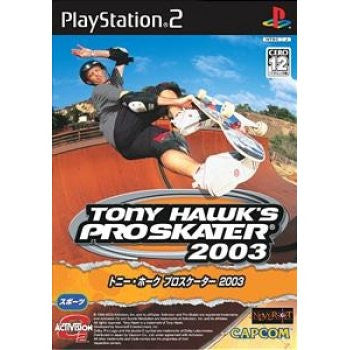 Image for Tony Hawk's Pro Skater 2003