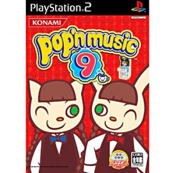 Image for Pop'n Music 9