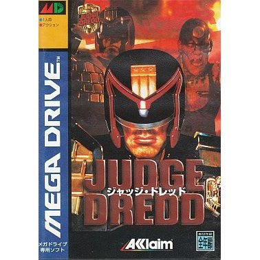 Image for Judge Dredd