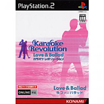 Image for Karaoke Revolution ~ Love & Ballad