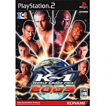 Image for K-1 World Grand Prix 2003