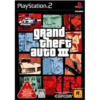 Image for Grand Theft Auto III