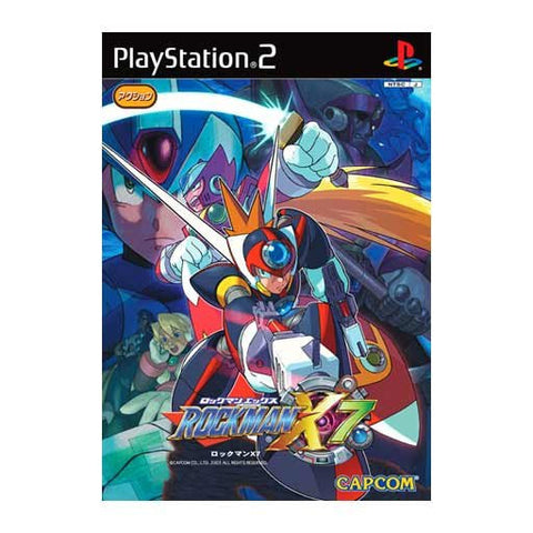 Image for RockMan X7