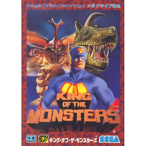 Image for King of the Monsters