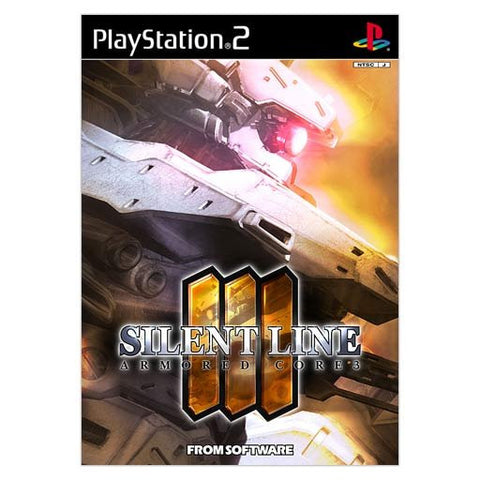 Image for Armored Core 3: Silent Line