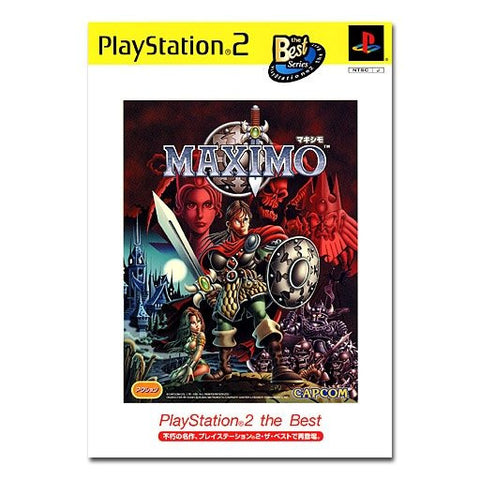 Image for Maximo (PlayStation2 the Best)