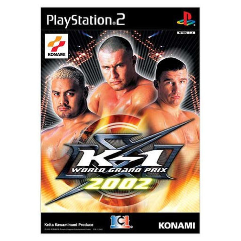 Image for K-1 World Grand Prix 2002