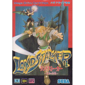 Image for LandStalker: The Treasures of King Nole