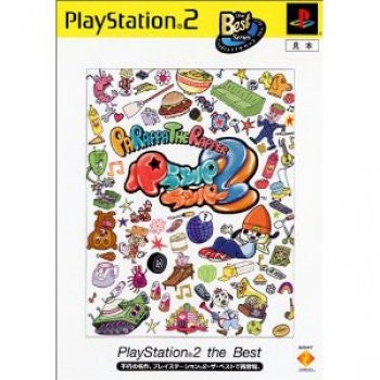 Image for PaRappa the Rapper 2 [PlayStation2 the Best Version]