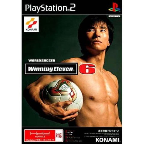 Image for Winning Eleven 6