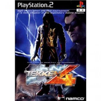 Image for Tekken 4
