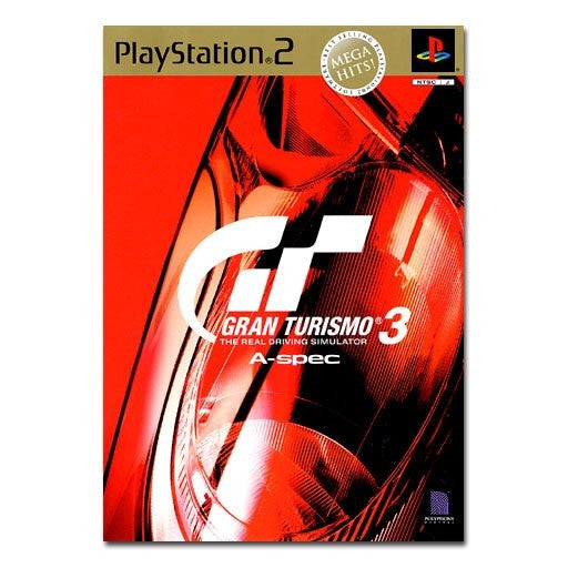 Image 1 for Gran Turismo 3 A-spec (Mega Hits!)