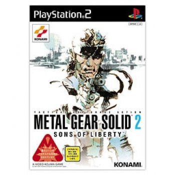 Image for Metal Gear Solid 2: Sons of Liberty