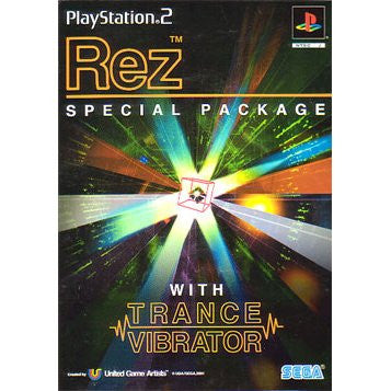 Rez [Special Package w/ Trance Vibrator]