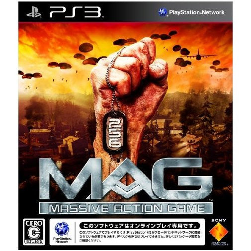 MAG: Massive Action Game