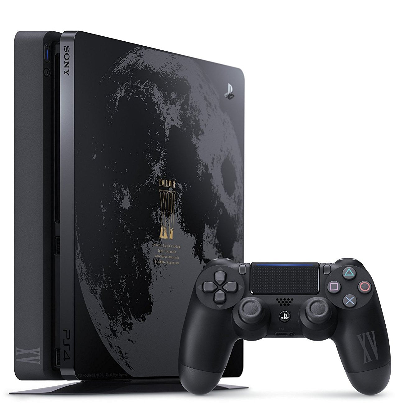 Image 1 for PlayStation 4 FINAL FANTASY XV LUNA EDITION (1TB)