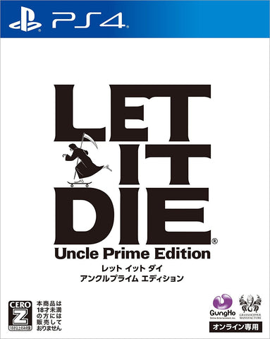 Image for Let It Die [Uncle Prime Edition]
