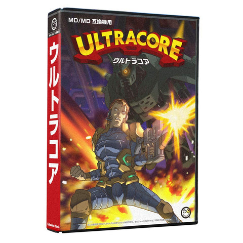 ULTRACORE - Mega Drive