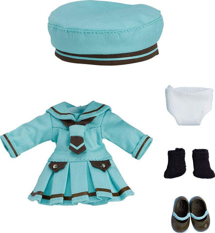 Nendoroid Doll: Outfit Set - Sailor Girl, Mint Chocolate (Good Smile Company)