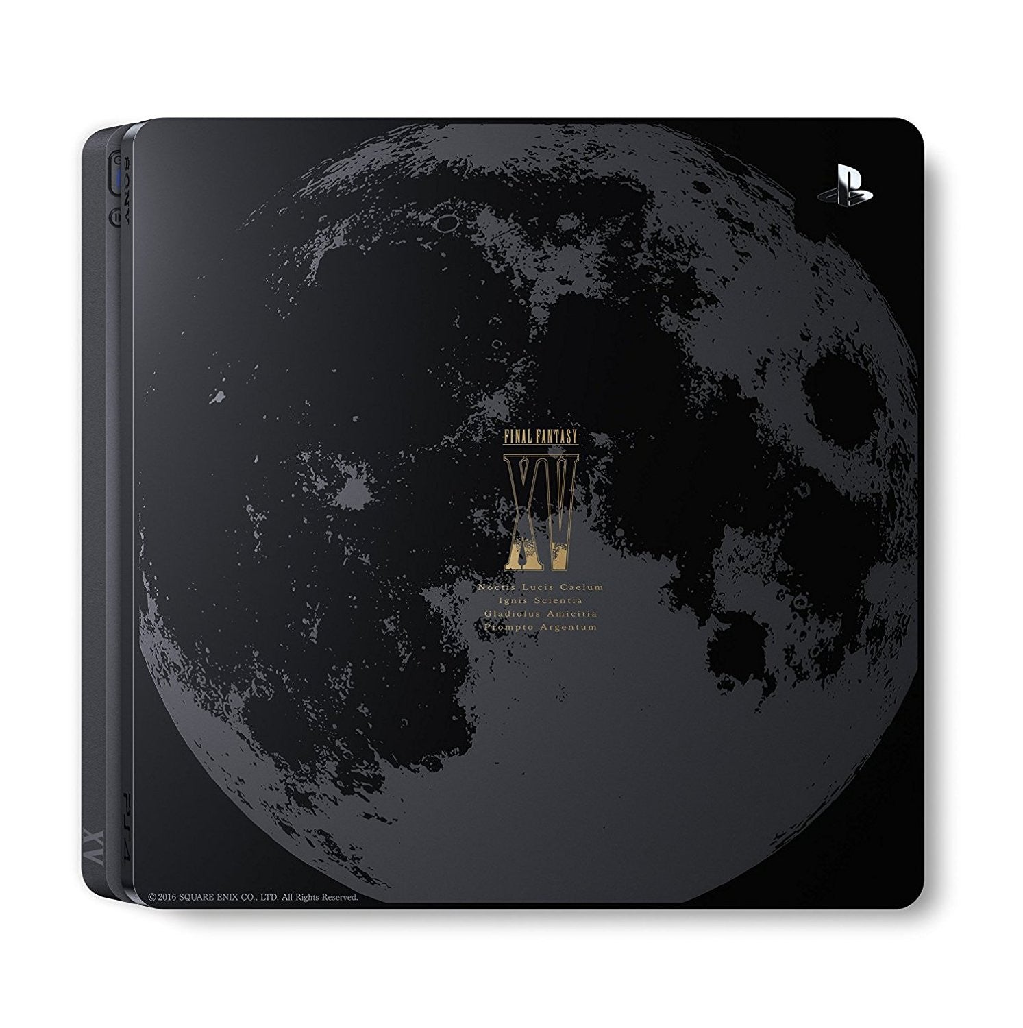 Image 2 for PlayStation 4 FINAL FANTASY XV LUNA EDITION (1TB)