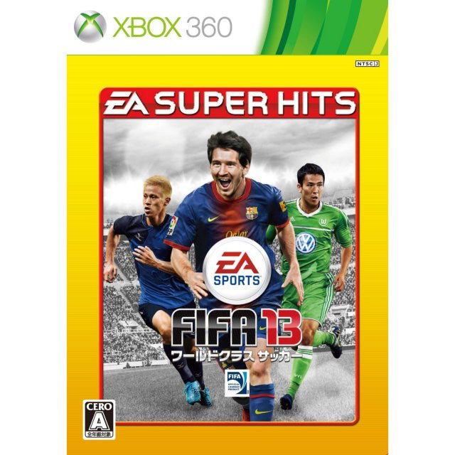 Image 1 for FIFA 13: World Class Soccer (EA Super Hits)