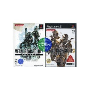 Image 1 for Metal Gear Solid Set 3 + 2