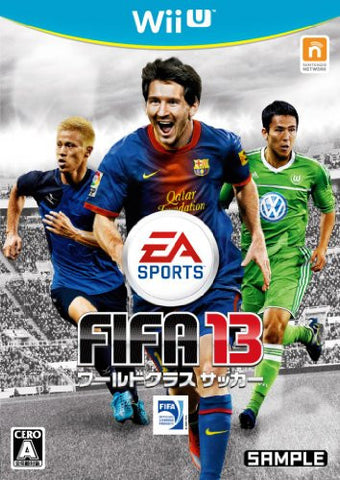 Image for FIFA 13: World Class Soccer