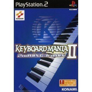 Image for KeyboardMania II: 2nd Mix & 3rd Mix