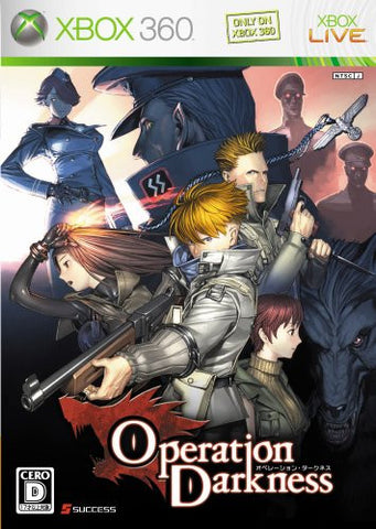 Image for Operation Darkness