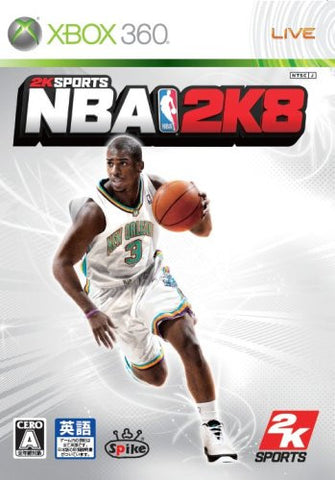 Image for NBA 2K8
