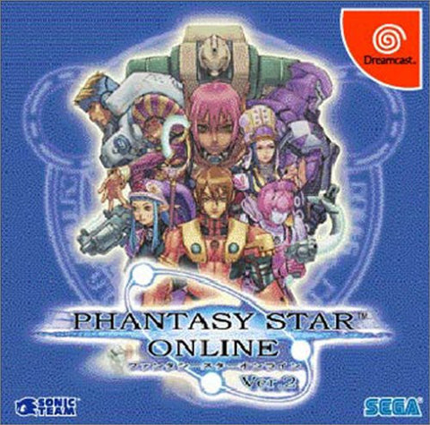 Image for Phantasy Star Online Ver. 2