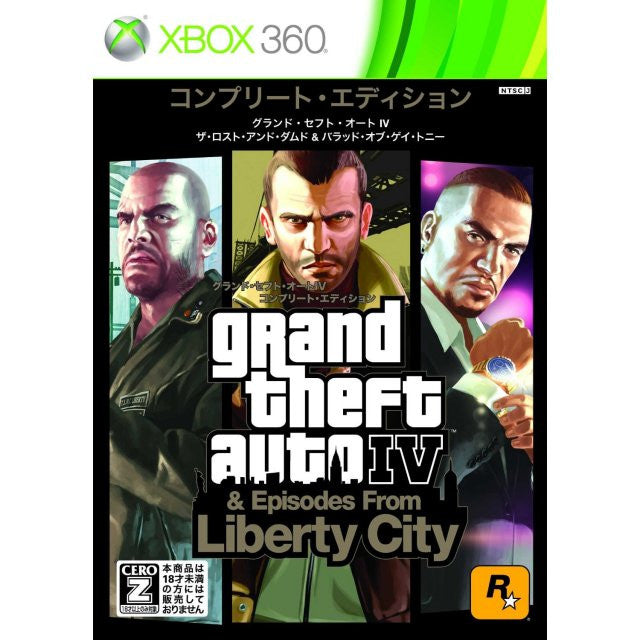 Grand Theft Auto IV: The Complete Edition (Rockstar Classics)