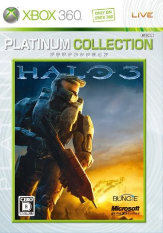 Image for Halo 3 (Platinum Collection)