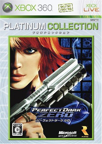 Image 1 for Perfect Dark Zero (Platinum Collection)