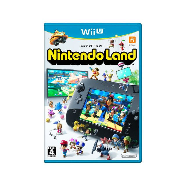 Image 1 for Nintendo Land Wii Remote Control Plus Set (Blue)