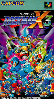 Image for RockMan X3