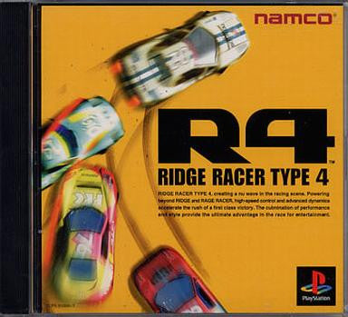 Image for R4: Ridge Racer Type 4
