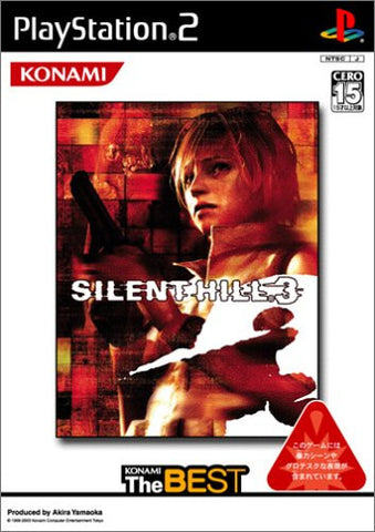 Image for Silent Hill 3 (Konami the Best)