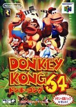Image for Donkey Kong 64