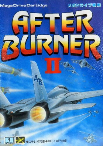 Image for After Burner II