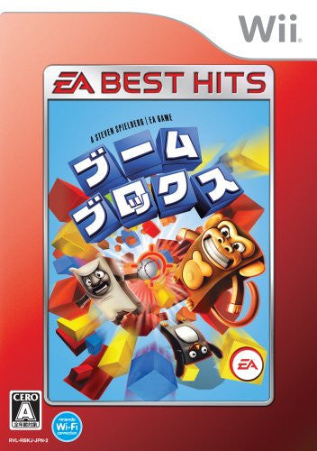 Image 1 for Boom Blox (EA Best Hits)